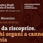 """I """"Suoni da riscoprire"""" di Francesco Nocerino"""