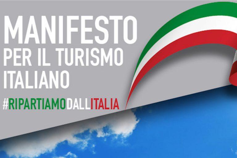 Il Manifesto per il turismo italiano che si invita a firmare