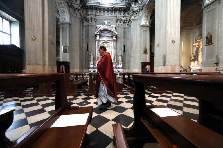 """La """"Chiesa digitale"""" ai tempi del Covid-19"""