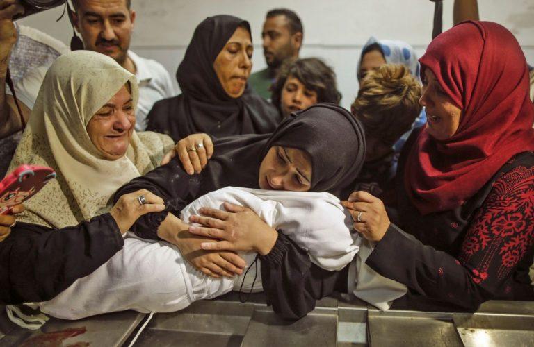 Gaza, la via della pace è un percorso di morte
