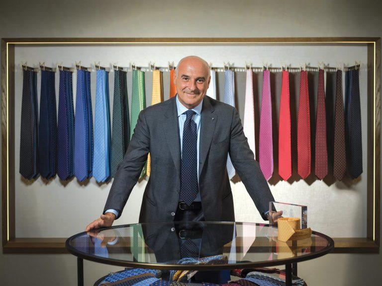 Maurizio Marinella, ovvero metti che Napoli non capisca il valore di una maison nota nel mondo