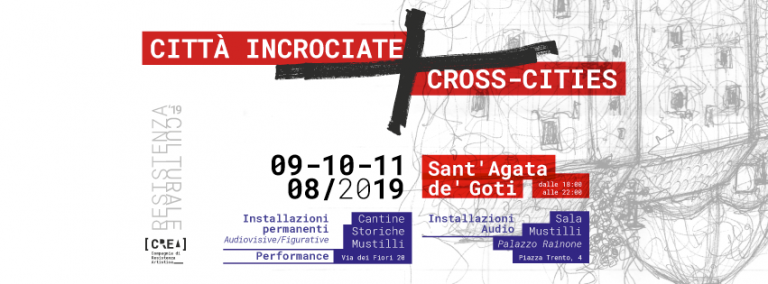 Città Incrociate: un Festival a Sant'Agata De' Goti