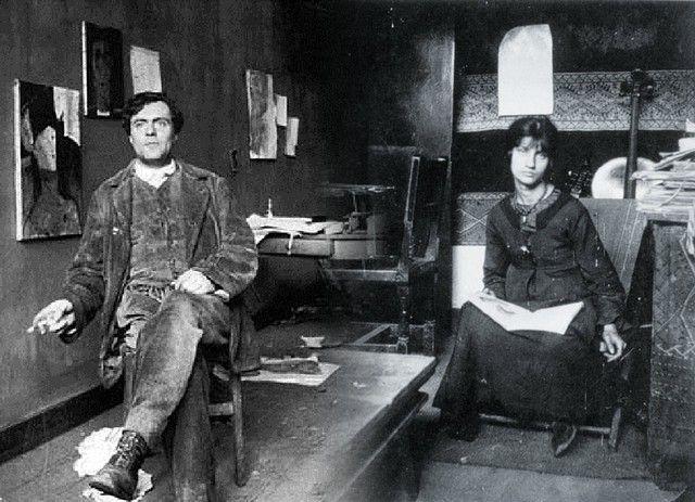 Gli specchi dell'anima, Modigliani e Picasso nelle Metamorfosi di Maria Simonetta De Marinis