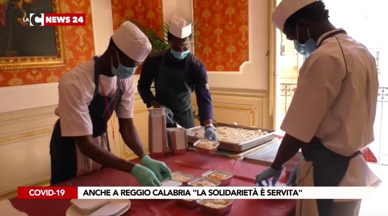 La Calabria dell'alta cucina italiana riparte dalla solidarietà. Settemila pasti per i più bisognosi
