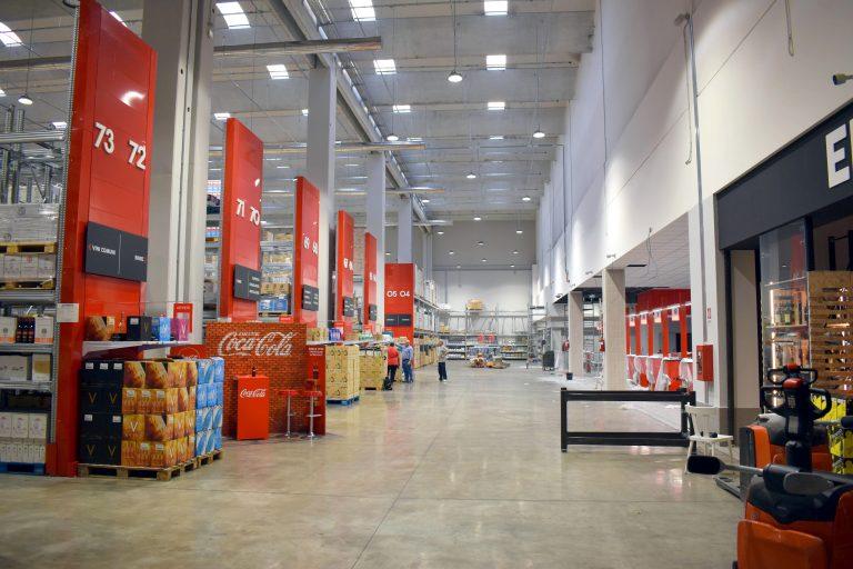"""Inaugurato stamane il nuovo e grande cash & carry """"Carico"""" a Pomigliano d'Arco"""