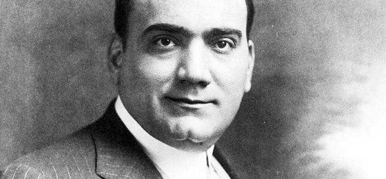 Nel 2021, a 100 anni dalla morte di Enrico Caruso