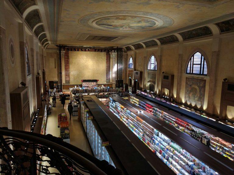 Il più bel supermercato d'Italia è a Venezia. Dal dicembre del 2016