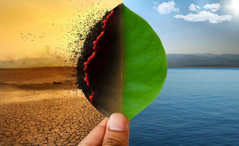 Sui cambiamenti climatici l'Italia ha un ritardo che porta danno al suo rilancio economico