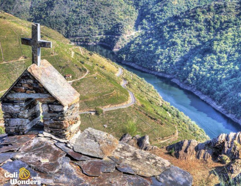 La Galizia e l'itinerario enoturistico del Riberio